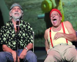Comedy Duo Cheech and Chong to Reunite in New Comedy