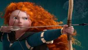 Pixar's Animated Hit BRAVE to Premiere on ABC Family 9/13