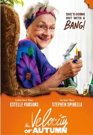 THE VELOCITY OF AUTUMN's Estelle Parsons Set for THE TODAY SHOW Today