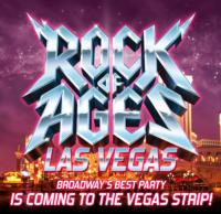 ROCK OF AGES is coming to the Vegas Strip!