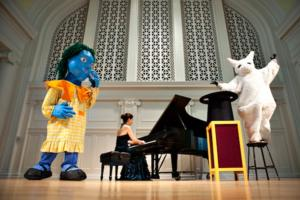 Music Institute of Chicago to Celebrate 'Music In Our Schools Month' at Nichols Concert Hall, 3/15