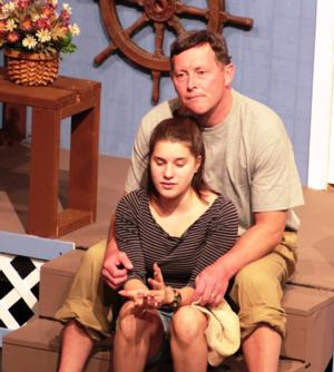BWW Reviews: Eastbound Theatre Presents TO GILLIAN ON HER 37TH BIRTHDAY'
