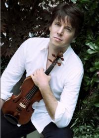 Joshua Bell, Sam Haywood Play Gene & Shelley Enlow Recital Hall, 11/4