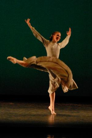AN AMERICAN PORTRAIT Set for Dance Chicago at Athenaeum Theatre, 10/19