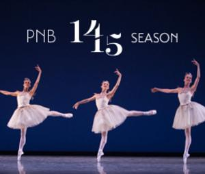 The Pacific Northwest Ballet's 2014-2015 Season Includes JEWELS, DON QUIXOTE and More