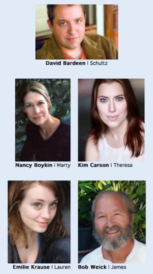 Theatre Horizon Presents CIRCLE MIRROR TRANSFORMATION, Now thru 3/16