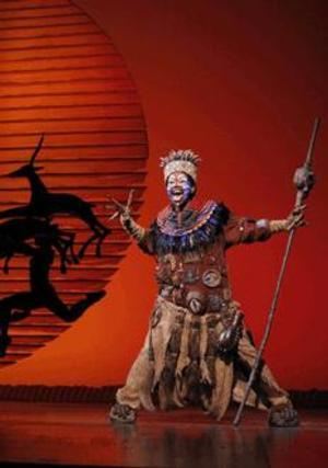 THE LION KING to Become Broadway's First $1 Billion Show