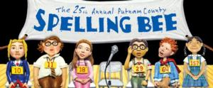 PTC to Present THE 25TH ANNUAL PUTNAM COUNTY SPELLING BEE, 9/12-27