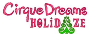 Tickets to CIRQUE DREAMS HOLIDAZE at The Orpheum On Sale 9/5
