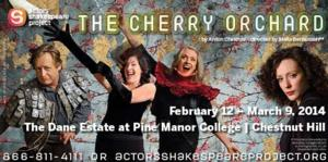 Actors' Shakespeare Project to Present THE CHERRY ORCHARD, Directed by Obie-Winner Melia Bensussen, 2/12-3/9