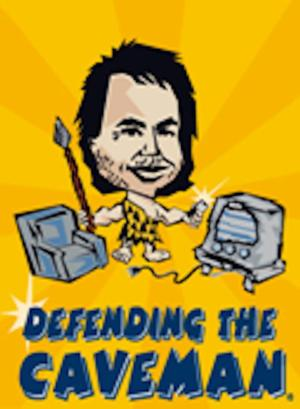 DEFENDING THE CAVEMAN to Play Garner Galleria Theatre, 9/18-10/27