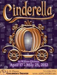 A. D. Players Present CINDERELLA, 9/12 & 13