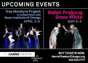Ballet Preljocaj's SNOW WHITE Makes Chicago Debut at Harris Theater This Weekend