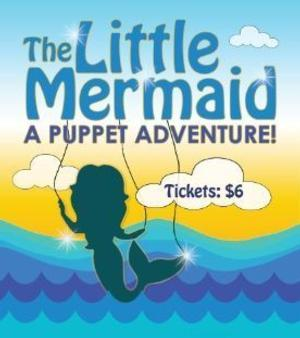 Pinocchio's Marionette Theater to Present THE LITTLE MERMAID, 8/23-24