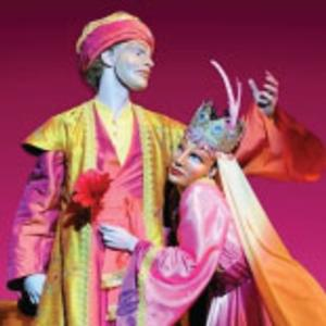 ALADDIN AND OTHER ENCHANTING TALES to Play the Wharton Center, 1/14