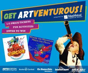 ArtsBoston Launches ARTventurous
