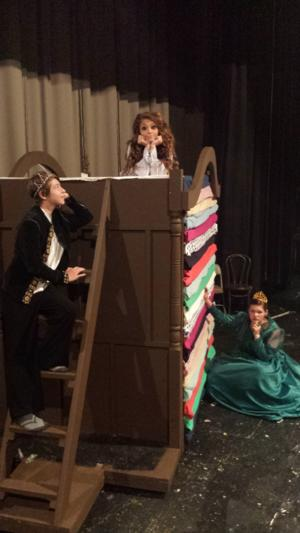 Olmsted Performing Arts Brings ONCE UPON A MATTRESS to Stage, 7/11–13