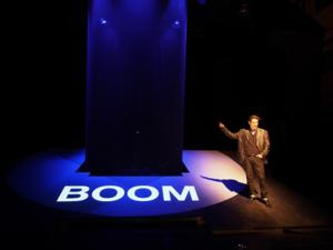BOOM to Play Panasonic Theatre as Part of Mirvish 2014/2015 Subscription Season