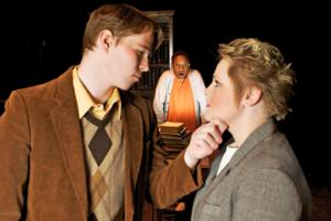 CCBC Catonsville Academic Theatre Presents ALL IN THE TIMING, Now thru 3/18