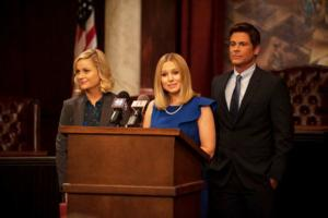 Kristen Bell, Michelle Obama, and More Drop in for PARKS AND REC Season Finale