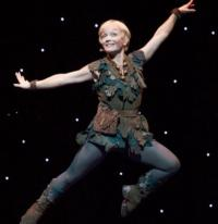 PETER PAN, Starring Cathy Rigby, Comes to San Jose, 11/20-25