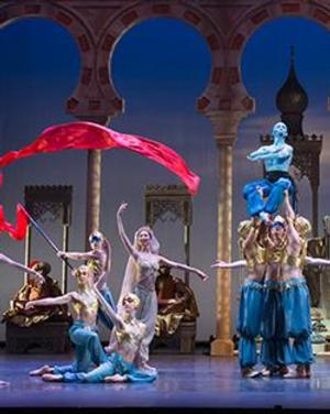 Houston Ballet's ALADDIN to Play The Auditorium Theatre, 3/22-23