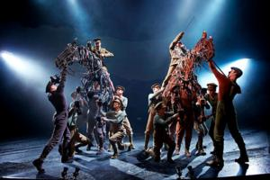National Theatre Live Broadcast of WAR HORSE to Screen at NYC's Ziegfeld Theatre, 2/27
