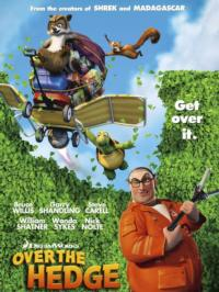 ABC to Air Animated Comedy OVER THE HEDGE, 4/27