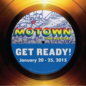 MOTOWN THE MUSICAL Hits Shea's Stage, 1/20-25