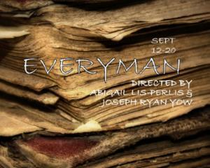 Throughline Theatre Company to Present EVERYMAN, Opening 9/12