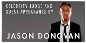 Jason Donovan Appears as Celebrity Judge in GHOST IS DANCING Charity Event, Nov. 3