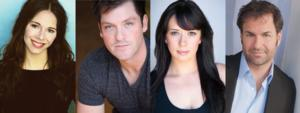 Blythe Gruda, Chris Crawford & More to Lead Actors' Playhouse's MURDER BALLAD
