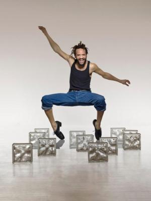 Savion Glover to Bring STEPZ to Gallo Center, Today