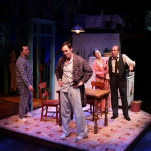 BWW Review: Lyric Stage's SALESMAN Merits Attention