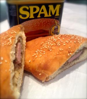 Try a Spam Pastry at Psycho Donuts to Celebrate City Lights Theater's SPAMALOT, Beg. 7/24
