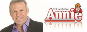 Breaking News: Ron Raines Joins ANNIE as 'Daddy Warbucks'; Anthony Warlow to Depart on 12/8