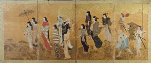 Japan Society Exhibits Highlights from Brooklyn Museum, 3/7-6/8