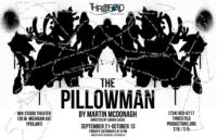 THE PILLOWMAN Plays Threefold Productions, 9/21-10/13