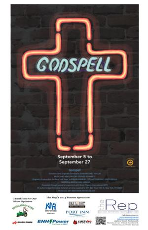 Seacoast Repertory Theatre's GODSPELL to Open 9/5