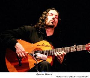 FOREVER FLAMENCO! to Welcome Gabriel Osuna and Company, 2/16