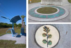 Public Art for Broward County's Greenways Is Complete