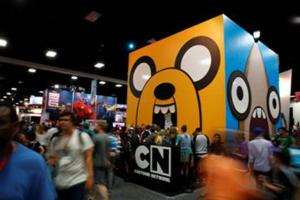 Cartoon Network at the San Diego Comic-Con