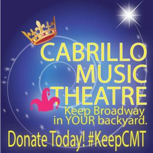 Cabrillo Music Theatre Reaches Fundraising Goal; 2014-15 Season to Continue with MEMPHIS