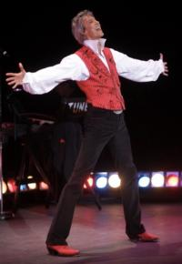 Tommy Tune Brings TAPS, TUNES AND TALL TALES to Feinstein's in November