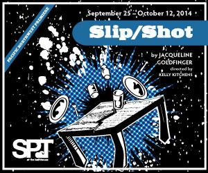 Seattle Public Theater to Present Jacqueline Goldfinger's SLIP/SHOT, 9/25-10/12