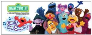 SESAME STREET LIVE's Elmo and Cookie Monster to Appear at Beaumont Hospital, 2/11