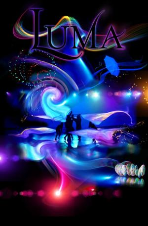 LUMA Theater's ART OF DARKNESS Set for Jorgensen, 4/27