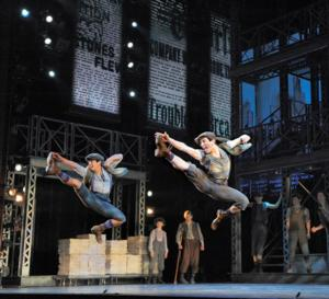 NEWSIES, PIPPIN, MOTOWN & More Set for 2014-15 Broadway Season at the Dr. Phillips Center