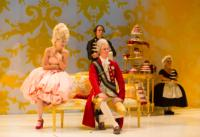BWW Reviews: Yale Rep Takes a Revolutionary Look at MARIE ANTOINETTE