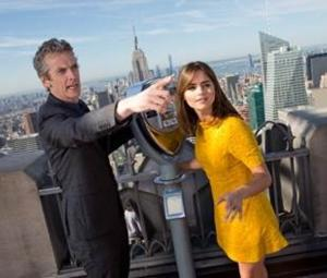 New Era of DOCTOR WHO Begins with Highest Rated Premiere On BBC America
